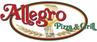 Allegro Pizza And Grill - Catering MENU